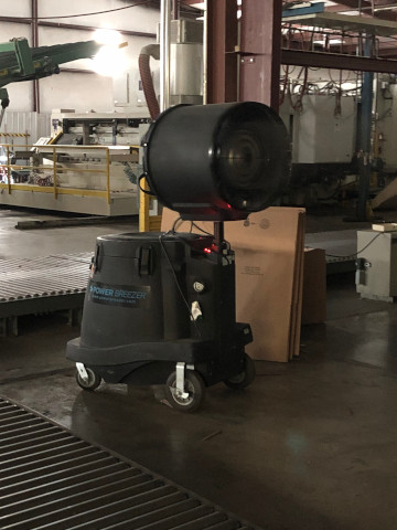 power breezer